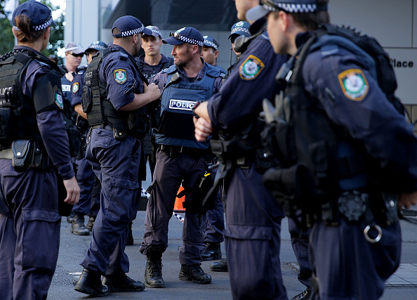 オーストラリア「Police Hostage Situation Developing In Sydney」:写真・画像(8)[壁紙.com]