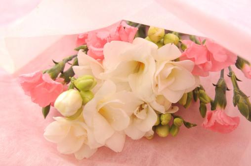 セレクティブフォーカス「Bunch of flowers」:スマホ壁紙(11)