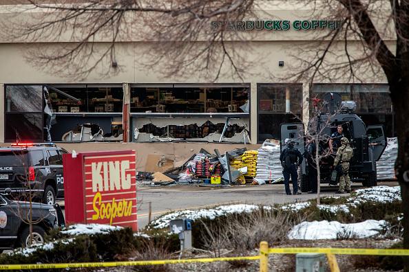 Colorado「Gunman Opens Fires At Grocery Store In Boulder, Colorado」:写真・画像(1)[壁紙.com]