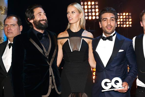 Adrien Brody「GQ Men Of The Year Award 2014 - Show」:写真・画像(6)[壁紙.com]