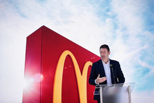 Fast Food「McDonald's Officially Unveils Its New Headquarters In Chicago」:写真・画像(8)[壁紙.com]