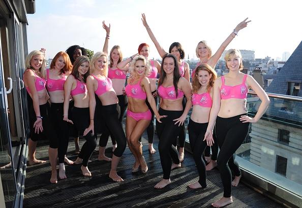Breast Cancer「Kristina Rihanoff Launches Breast Cancer Awareness Sports Bra」:写真・画像(16)[壁紙.com]