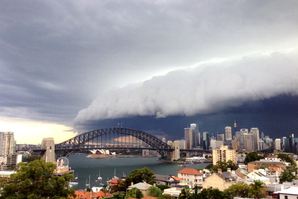 天気「Severe Thunderstorms Hit Sydney」:写真・画像(18)[壁紙.com]
