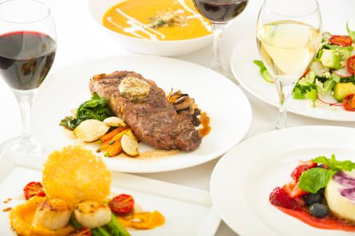 Main Course「Food and Wine」:スマホ壁紙(17)