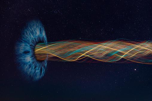 Iris - Eye「Cosmic Human Eye Connection」:スマホ壁紙(5)