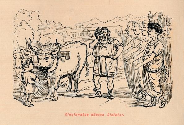 Domination「Cincinnatus Chosen Dictator」:写真・画像(5)[壁紙.com]