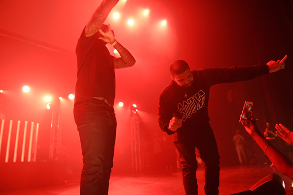 Drake - Entertainer「Gucci and Friends Homecoming Concert」:写真・画像(14)[壁紙.com]