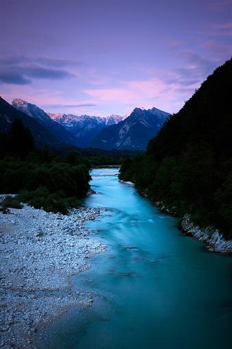 Julian Alps「Soca River」:スマホ壁紙(12)