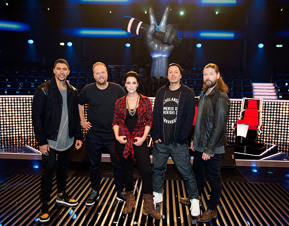 Photo Call「The Voice Of Germany 2015 Photocall」:写真・画像(3)[壁紙.com]