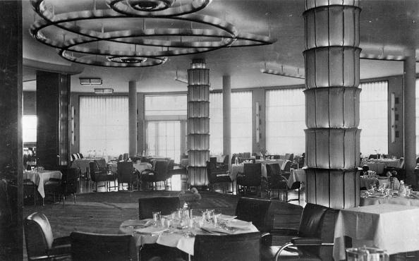 Art Deco「Dining Cabin」:写真・画像(14)[壁紙.com]