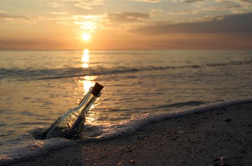 Lost「Message In A Bottle」:スマホ壁紙(17)