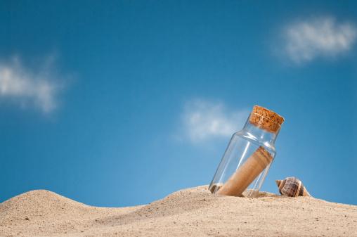 Single Word「Message In A Bottle」:スマホ壁紙(3)