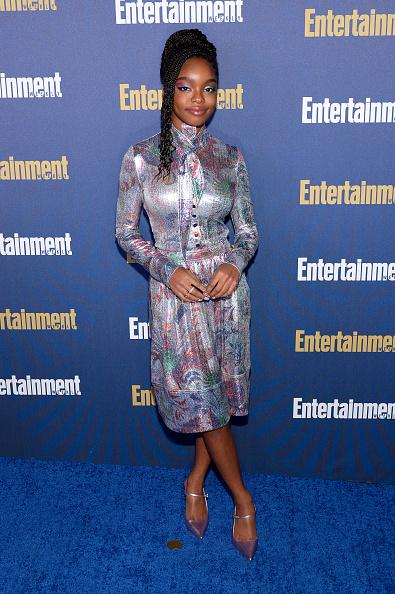 Purple Shoe「Entertainment Weekly Celebrates Screen Actors Guild Award Nominees at Chateau Marmont - Arrivals」:写真・画像(8)[壁紙.com]
