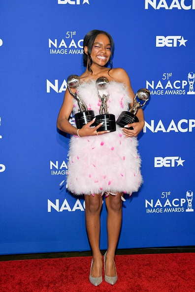 NAACP「51st NAACP Image Awards - Non-Televised Awards Dinner - Press Room」:写真・画像(0)[壁紙.com]