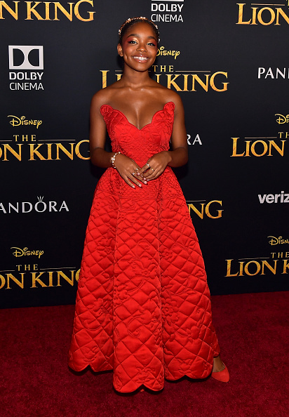 "Premiere Event「Premiere Of Disney's ""The Lion King"" - Arrivals」:写真・画像(9)[壁紙.com]"