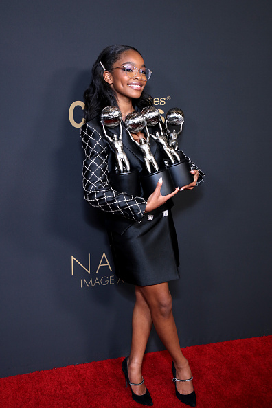 51st NAACP Image Awards「BET Presents The 51st NAACP Image Awards - Press Room」:写真・画像(16)[壁紙.com]