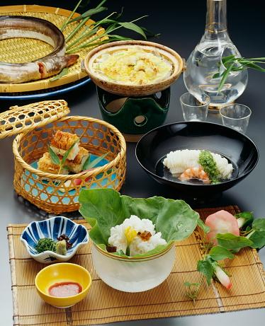 Sake「Saltwater eel dishes with sake」:スマホ壁紙(9)