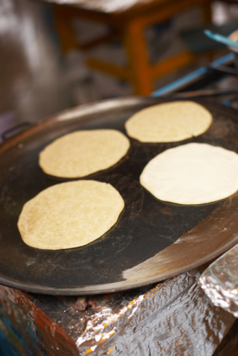 Griddle「Tortillas cooking」:スマホ壁紙(16)