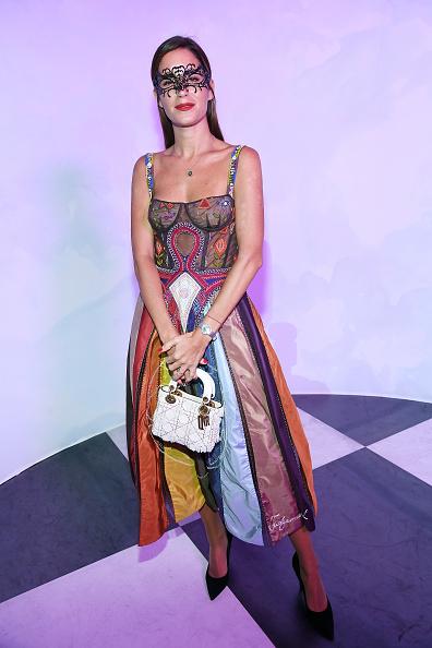 クリスチャンディオール「'Le Bal Surrealiste' Dior - Paris Fashion Week - Haute Couture Spring Summer 2018」:写真・画像(1)[壁紙.com]