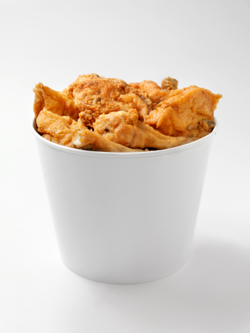 Chicken Meat「Bucket of Fried Chicken」:スマホ壁紙(14)