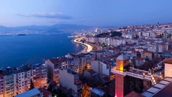Aegean Turkey「Panoramic Asansör」:スマホ壁紙(17)