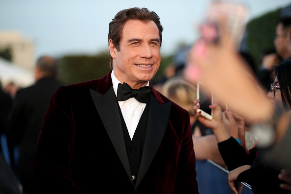 John Travolta「The 22nd Annual Critics' Choice Awards - Red Carpet」:写真・画像(12)[壁紙.com]