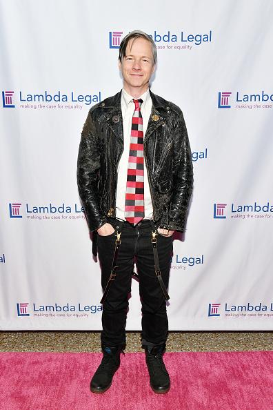 John Cameron Mitchell「Lambda Legal 2018 National Liberty Awards - New York」:写真・画像(1)[壁紙.com]
