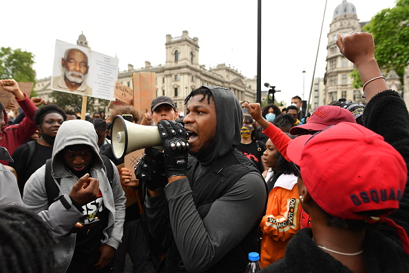 Hyde Park - London「Black Lives Matter Movement Inspires Protest In London」:写真・画像(18)[壁紙.com]