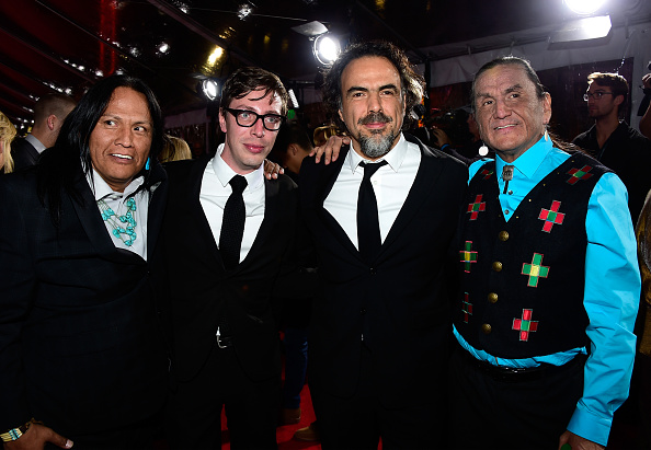 "The Revenant - 2015 Film「Premiere Of 20th Century Fox And Regency Enterprises' ""The Revenant"" - Red Carpet」:写真・画像(1)[壁紙.com]"