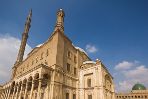 Alabaster「The Mohammed Ali Mosque Or Alabaster Mosque」:スマホ壁紙(9)