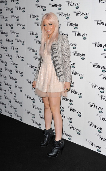 Baby Doll Dress「InStyle - 10th Anniversary Party」:写真・画像(3)[壁紙.com]