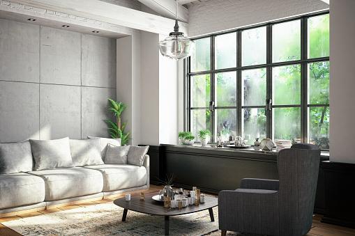 Bed - Furniture「Loft Room」:スマホ壁紙(0)