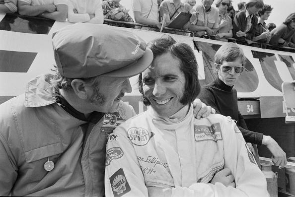 Victor Blackman「Chapman and Fittipaldi」:写真・画像(6)[壁紙.com]