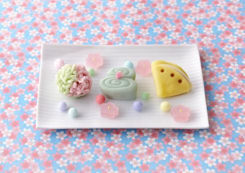 和菓子「Japanese cake」:スマホ壁紙(11)
