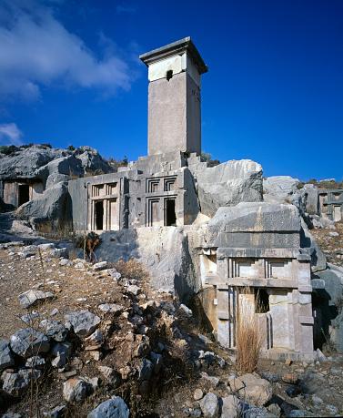 UNESCO「Ancient Lycian ruins at Xanthos」:スマホ壁紙(8)