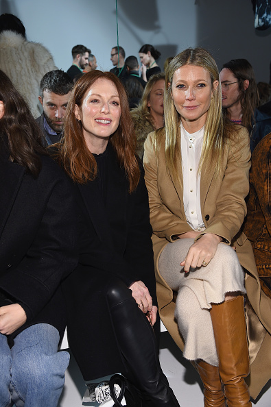 ニューヨークファッションウィーク「Calvin Klein Collection - Front Row - February 2017 - New York Fashion Week」:写真・画像(14)[壁紙.com]