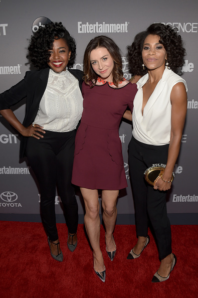 Kelly public「Celebration Of ABC's TGIT Line-up Presented By Toyota And Co-hosted By ABC And Time Inc.'s Entertainment Weekly, Essence And People - Red Carpet」:写真・画像(14)[壁紙.com]
