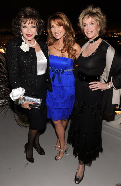 Swarovski Crystallized「Golden Globes party hosted by T Magazine and Dom Perignon - Los Angeles」:写真・画像(7)[壁紙.com]