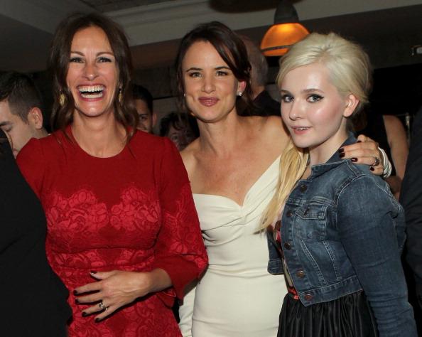 アビゲイル ブレスリン「'AUGUST: OSAGE COUNTY' TIFF Party Hosted By The Weinstein Company And Entertainment One Presented By Bombardier At Soho House Toronto - 2013 Toronto International Film Festival」:写真・画像(11)[壁紙.com]