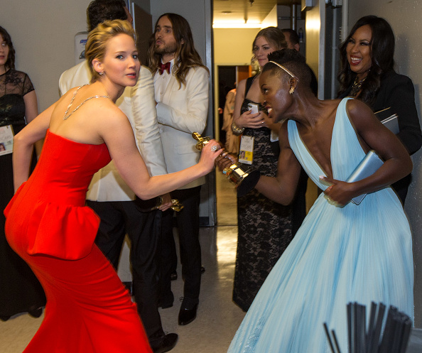 Academy Awards「86th Annual Academy Awards - Backstage」:写真・画像(19)[壁紙.com]