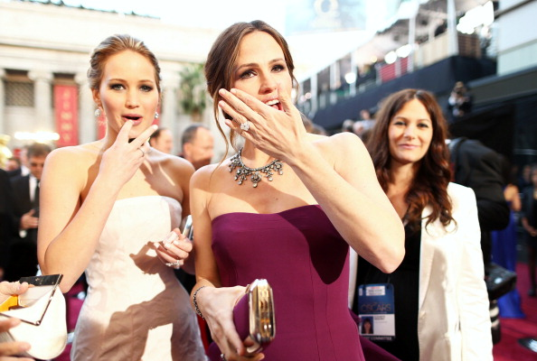 Necklace「85th Annual Academy Awards - Red Carpet」:写真・画像(12)[壁紙.com]