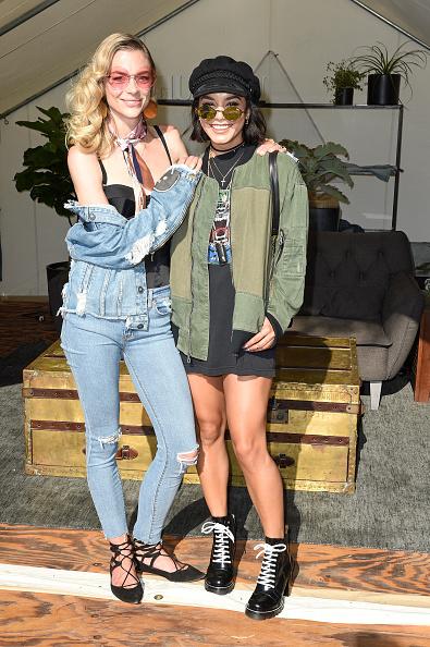 ヴァネッサ・ハジェンズ「Hudson Jeans FYF Fest Style Lounge」:写真・画像(9)[壁紙.com]