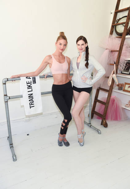 トップランキング「Train Like A Victoria's Secret Angel With Martha Hunt At Ballet Beautiful」:写真・画像(19)[壁紙.com]