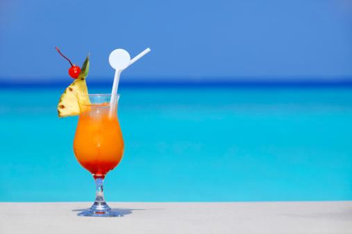 Juice - Drink「Exotic cocktail.」:スマホ壁紙(14)