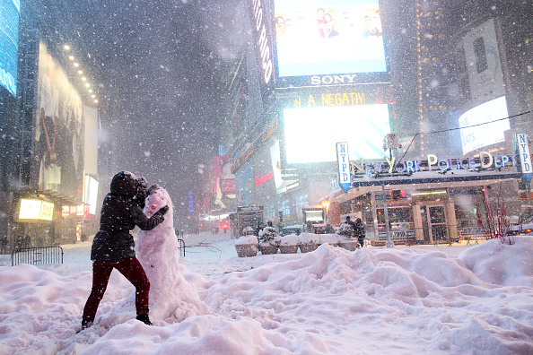 Extreme Weather「Huge Snow Storm Slams Into Mid Atlantic States」:写真・画像(0)[壁紙.com]