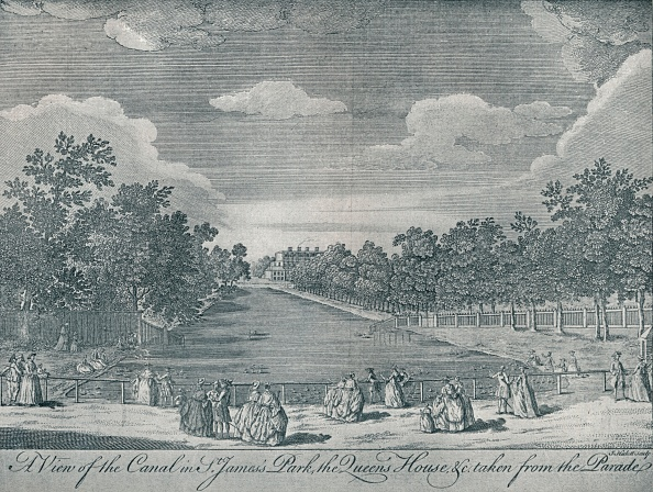 モノクロ「'The Canal In St」:写真・画像(19)[壁紙.com]