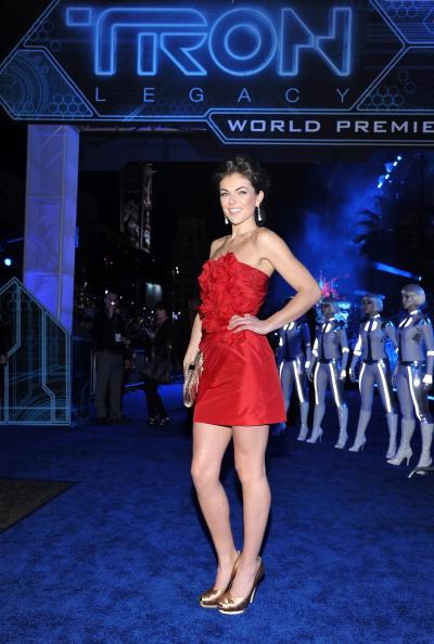 "Strapless Dress「World Premiere Of Walt Disney's ""TRON: Legacy"" - Arrivals」:写真・画像(12)[壁紙.com]"