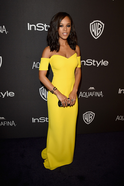 Yellow Dress「The 2016 InStyle And Warner Bros. 73rd Annual Golden Globe Awards Post-Party - Red Carpet」:写真・画像(7)[壁紙.com]