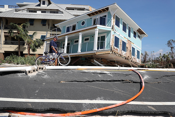Apartment「Florida  Panhandle Faces Major Destruction  After Hurricane Michael Hits As Category 4 Storm」:写真・画像(5)[壁紙.com]