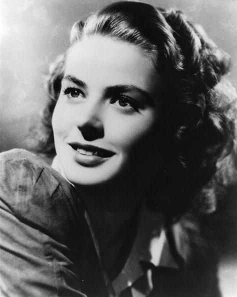 Ingrid Bergman「Ingrid Bergman, portrait. Swedish film actress,」:写真・画像(0)[壁紙.com]